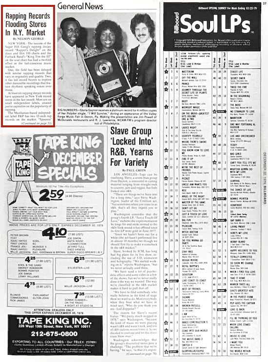 via. Billboard (1979/12/22)