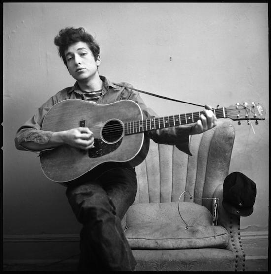Bob Dylan NYC (1963)