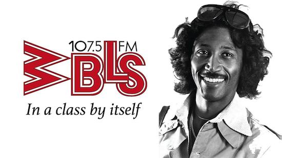 Frankie Crocker WBLS-FM