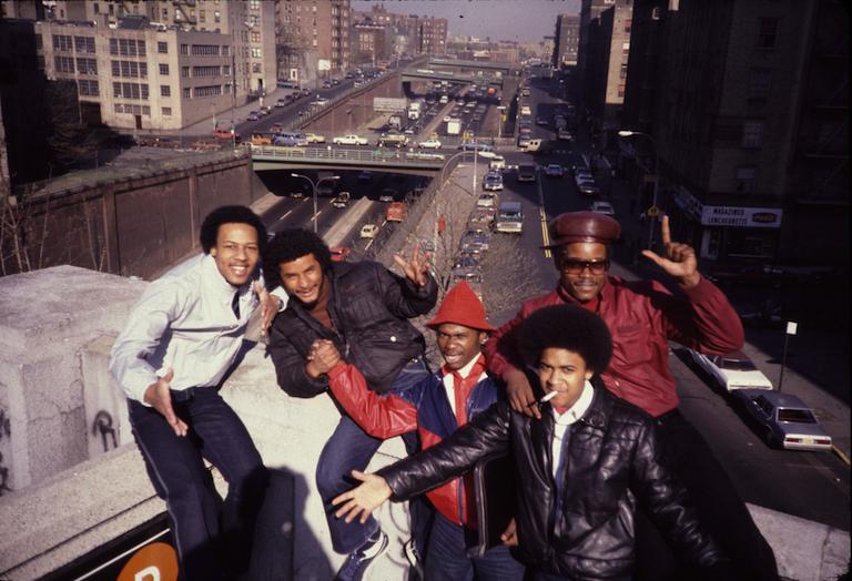 Grand Wizard Theodore (center), The Fantastic Five (1981)