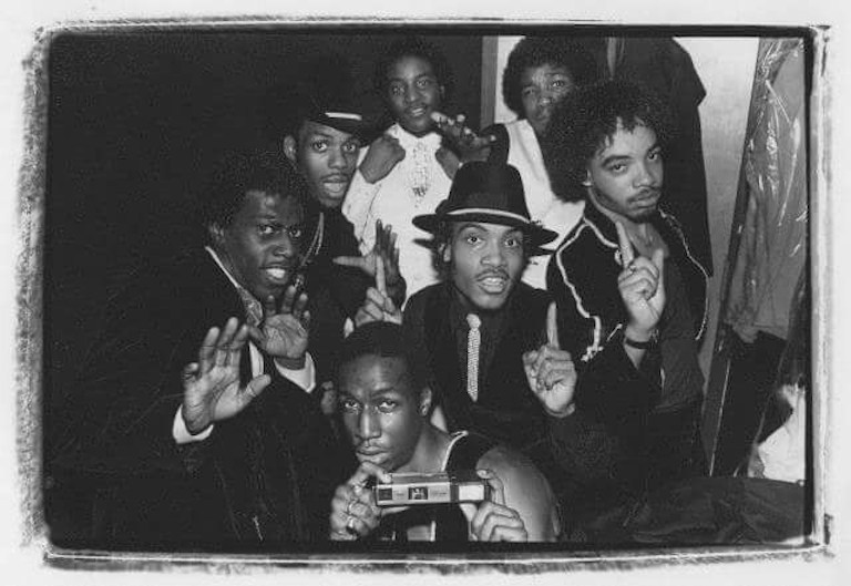 Grandmaster Flash and the Furious Five (1981)