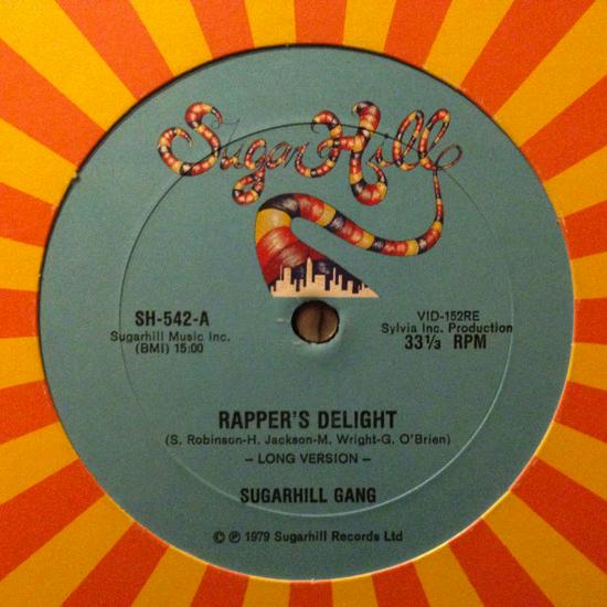 Sugarhill Gang / Rapper's Delight (1979)