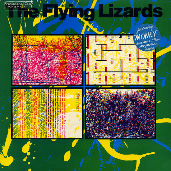 The Flying Lizards / The Flying Lizards (1979)