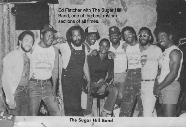 The Sugarhill House Band