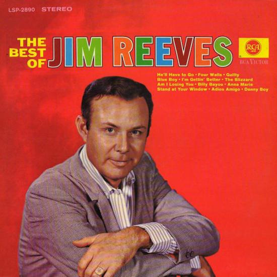 Jim Reeves – The Best Of Jim Reeves (1964)