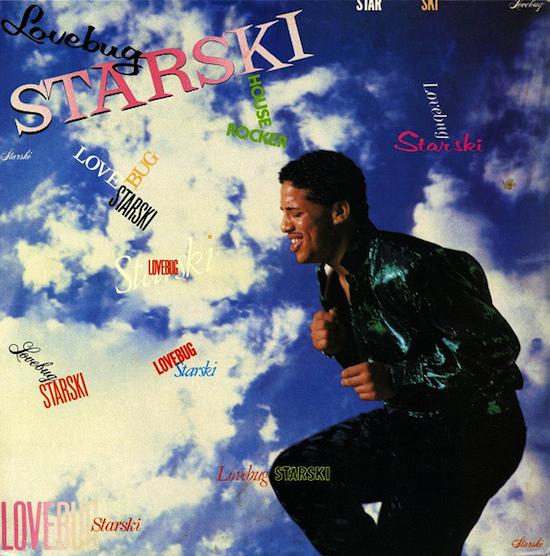 Lovebug Starski / House Rocker (1986)