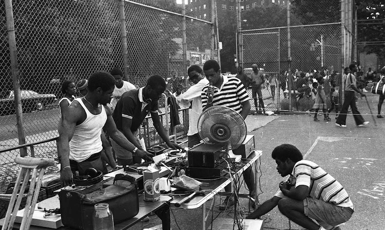 Park Jam at the Patterson Houses, the Bronx (1982)
