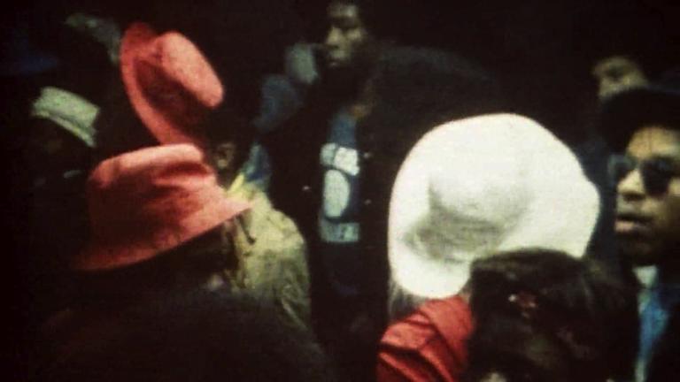 """Party"" Hip-Hop Evolution"