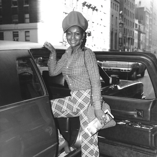 Sylvia Robinson (1935 - 2011), New York City, 12th July 1973