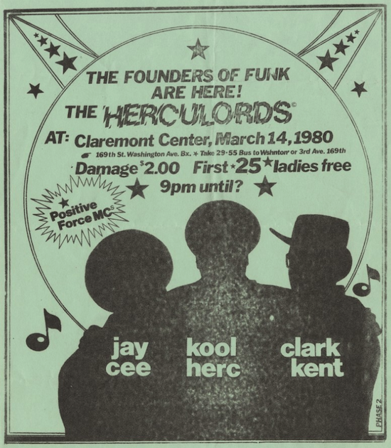 """The Herculords"" Party at Claremont Center (1980)"