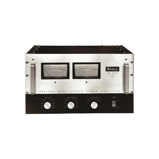 The big Mac McIntosh MC 2300