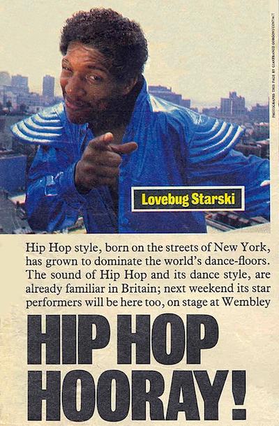 Lovebug starski (1986)