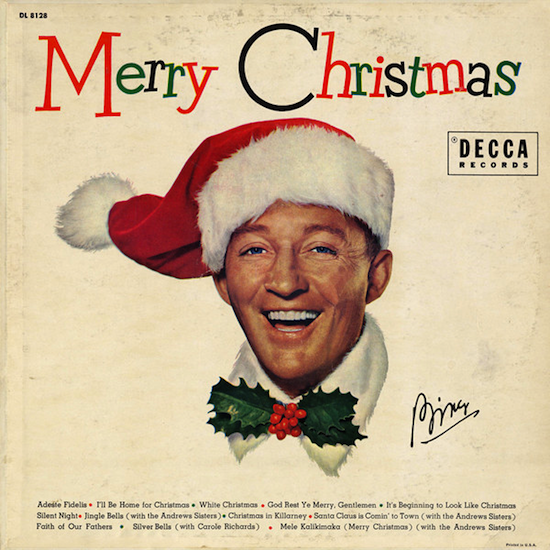 Bing Crosby ‎– Merry Christmas (1955)