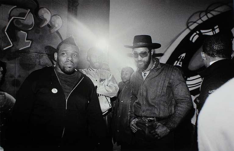 Kool Herc & Afrika Bambaataa at The Bronx River Center (1983)