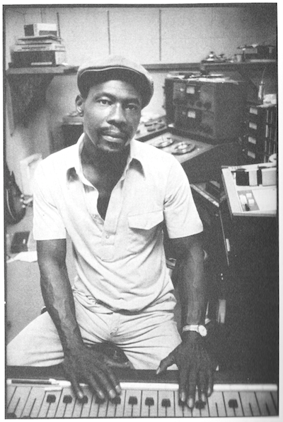 "Clement ""Sir Coxsone"" Dodd"