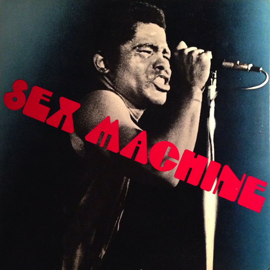 James Brown ‎– Sex Machine (1970)