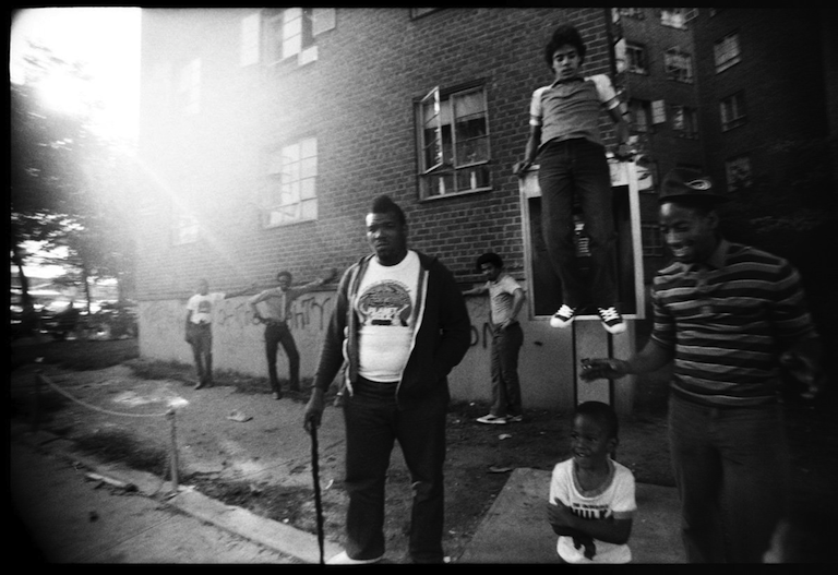Africa Bambaataa of The Zulu Nation, Bronx River Projects (1982)