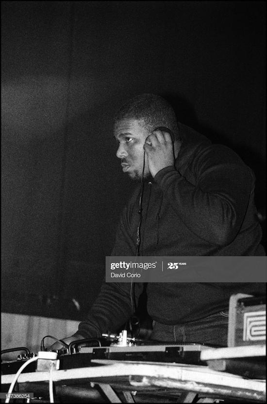 Afrika Bambaataa, DJing at The Venue, London (1982)