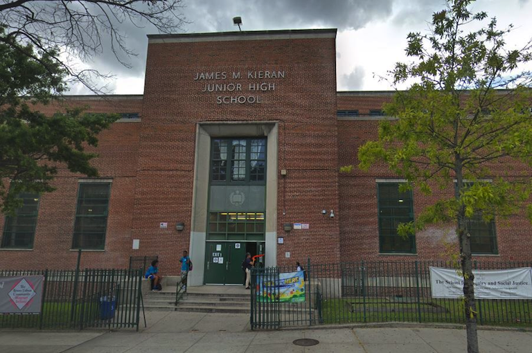 The James M. Kieran School (J.H.S. 123)