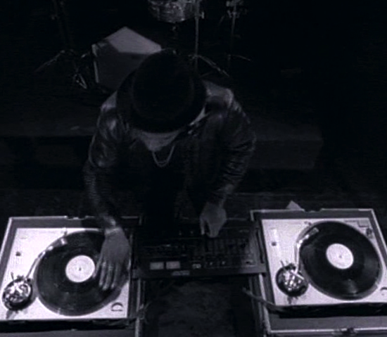 "Jam Master Jay. music video ""Rock Box"" (1984)"