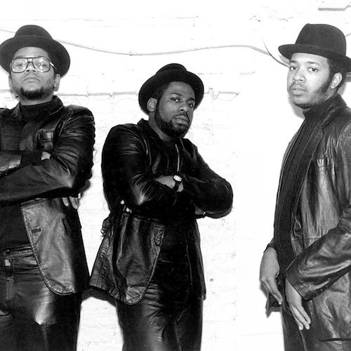 Run DMC at Mandel Hall Chicago Illinois (1985)