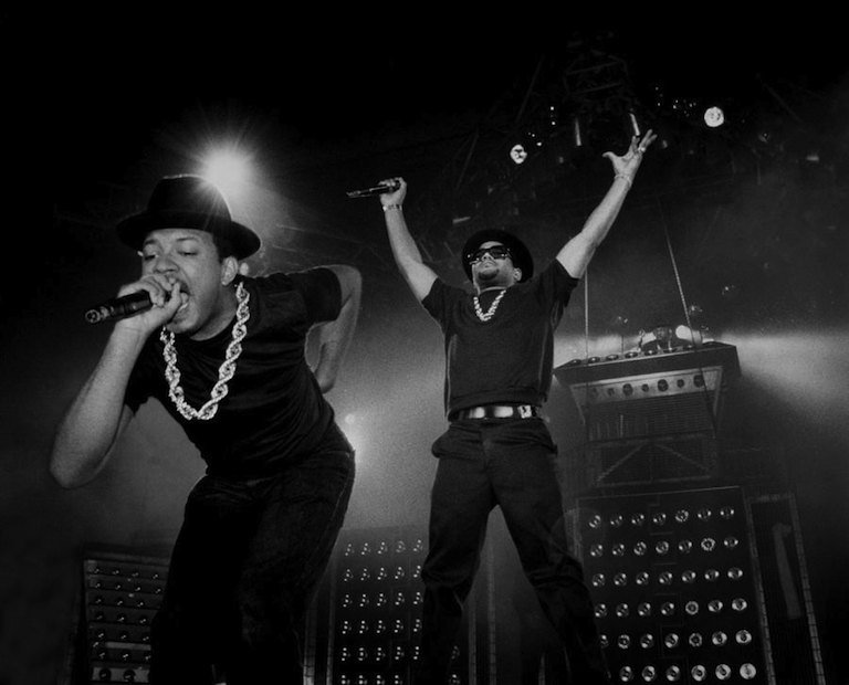 Run Dmc Live In Concert (1984)