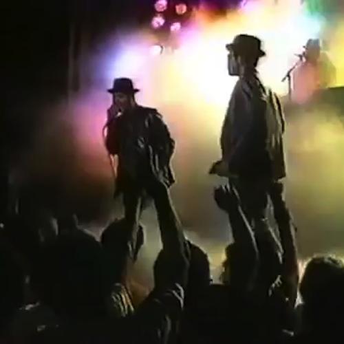 "Run-DMC on MTV ""Live at the Ritz"" (1985)"