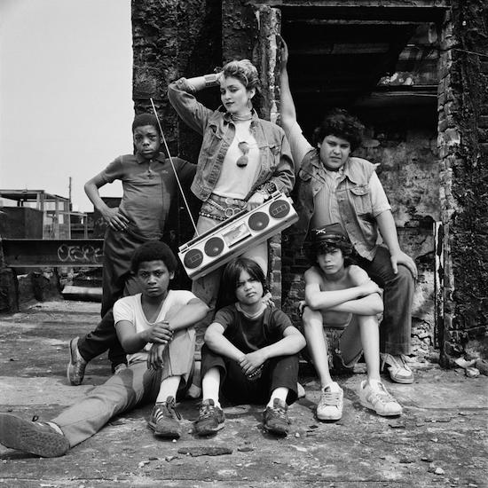 Madonna: NYC (1983)