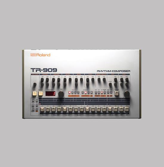 Roland TR-909 Rhythm Composer (1983)