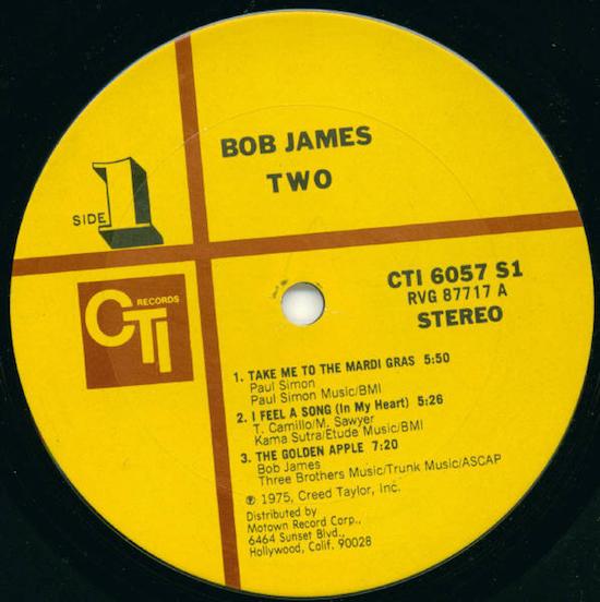 Bob James – Two (1975)