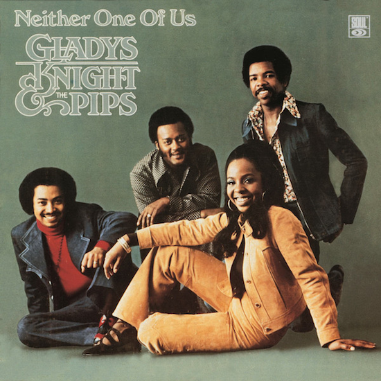 Gladys Knight & The Pips – Neither One Of Us (1973)