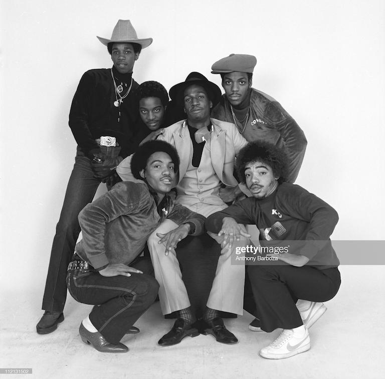 Grandmaster Flash & The Furious Five (1980)