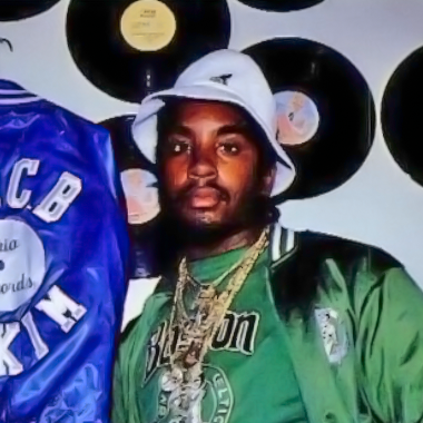 Rapper of the month, Eric B.