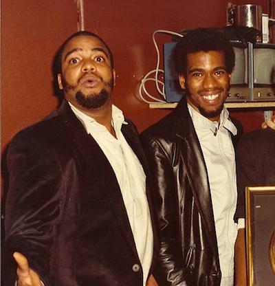 DJ Hollywood and Kurtis Blow (1980)